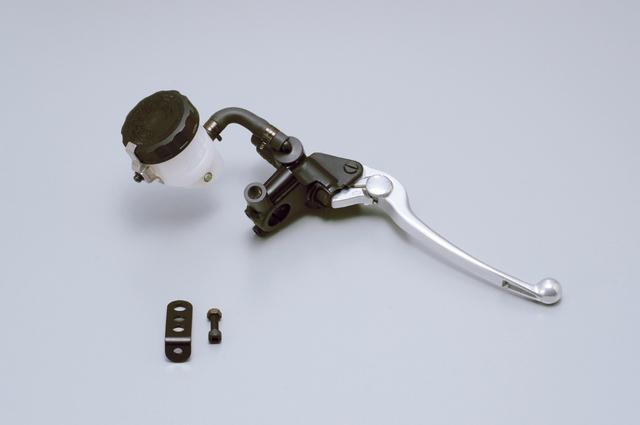 NISSIN ブレーキマスターシリンダーキット 横型/タンク別体式 本体色ブラック/レバーシルバー DAYTONA(デイトナ) GSR250F(L4)