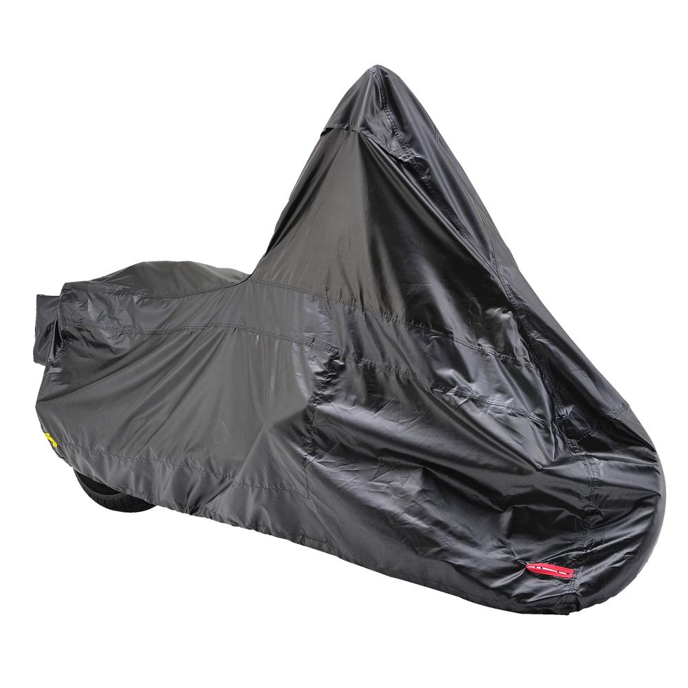 ブラックカバー ハーレー専用 HD04 バイクカバー DAYTONA(デイトナ)