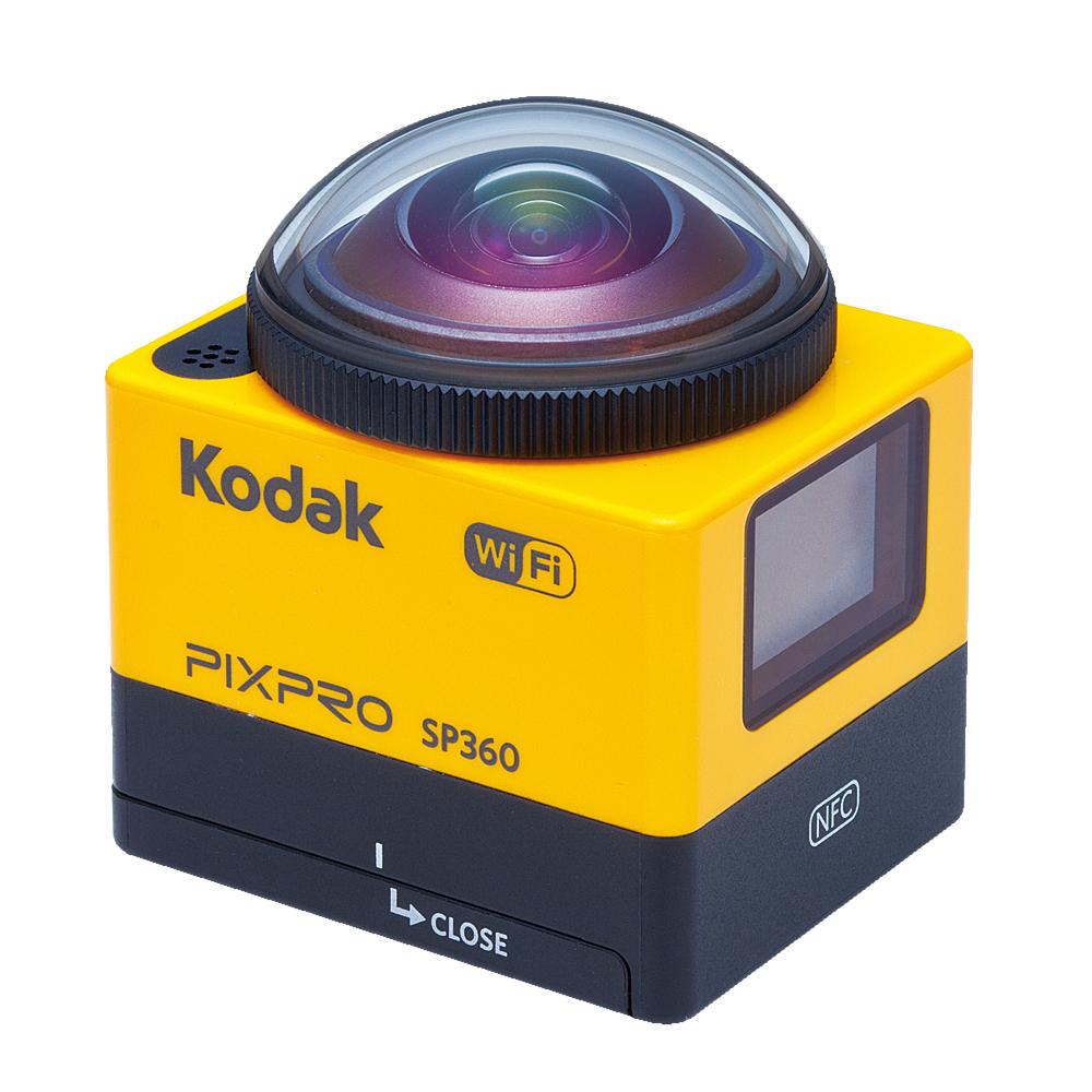 KODAK(コダック)アクションカメラ SP360 DAYTONA(デイトナ)