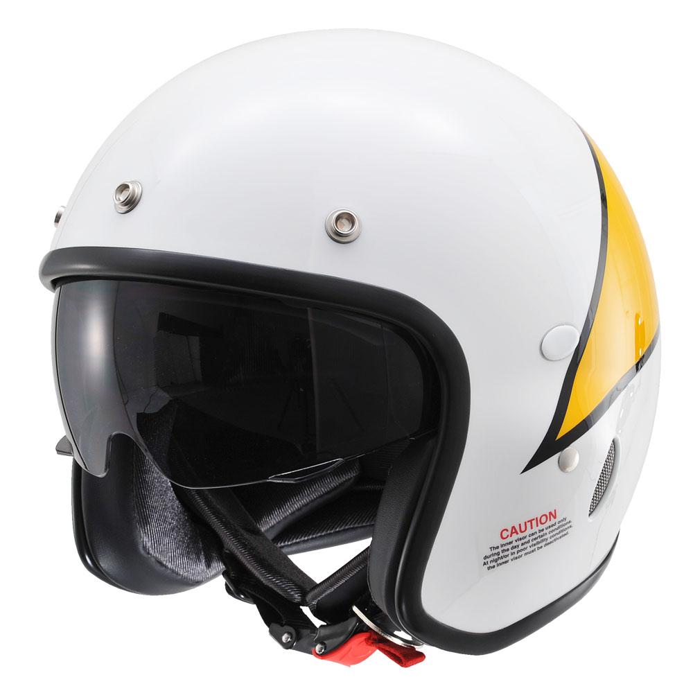 Hattrickパイロットヘルメット フィリックス・ザ・キャット HT PH2 FC ホワイト Lフリーサイズ DAYTONA(デイトナ)