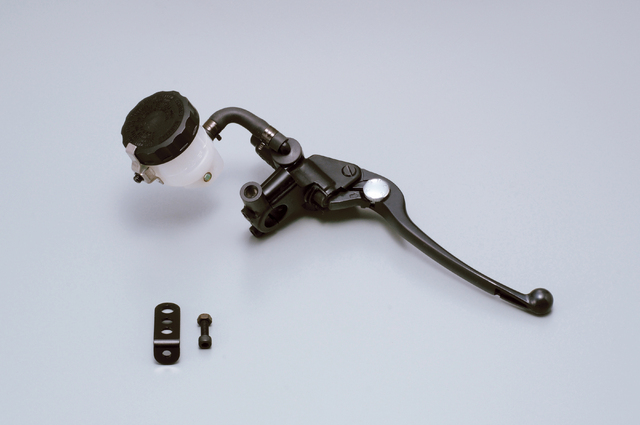 NISSIN ブレーキマスターシリンダーキット 横型/タンク別体式 本体色ブラック/レバーブラック DAYTONA(デイトナ) GSX250R(2BK-DN11A)17年