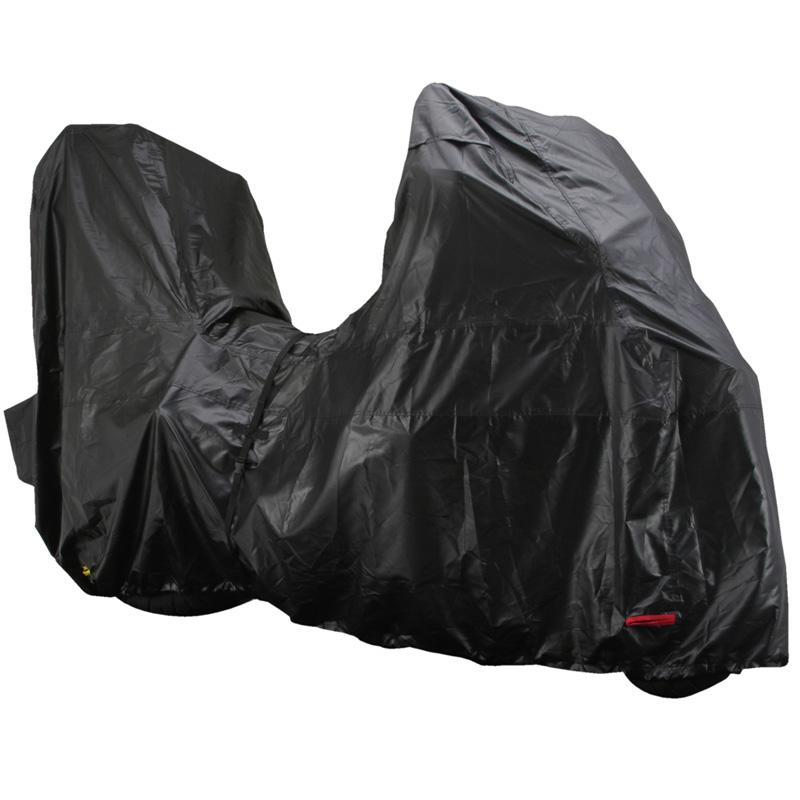 ブラックバイクカバー アドベンチャー専用 トップボックスタイプ DAYTONA(デイトナ) MT-09 TRACER