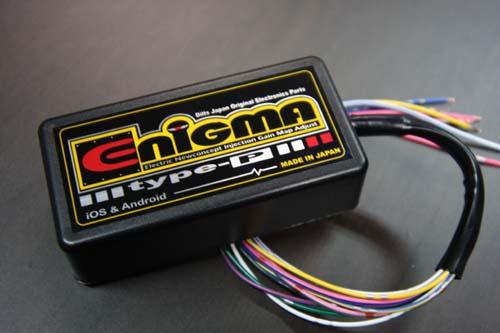 ENIGMA(エニグマ) Type-P Bluetooth接続 リプレイサー内蔵モデル DiLTS(ディルツ ジャパン) Z125PRO(プロ)