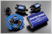 PMCオリジナル・エクストラパッケージ DYNA2000(ダイナ2000) DYNATEK(ダイナテック) ZX-10 88年~
