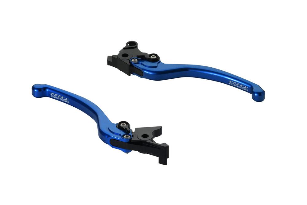 スムースフィットレバー ブルー EFFEX(エフェックス) TL1000R