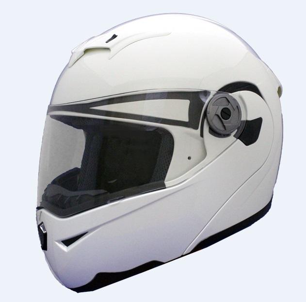 FIORE FH-001 MULTI RIDE システムインナーバイザーヘルメット パールホワイト Lサイズ FiORE:(フィオーレ)
