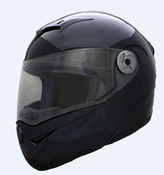 FIORE FH-001 MULTI RIDE システムインナーバイザーヘルメット ブラック Lサイズ FiORE:(フィオーレ)