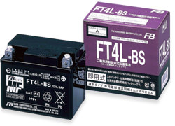 FTX9-BS 液入充電済バッテリー メンテナンスフリー(YTX9-BS互換) 古河バッテリー(古河電池) Vストローム250(V-Strom250)2BK-DS11A