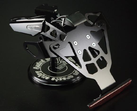 MT-09 フェンダーレスキット Gクラフト(G-CRAFT)