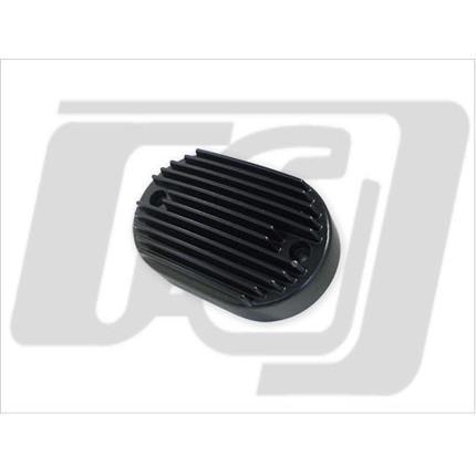 レギュレーター08-10年ソフテイル用ブラック GUTS CHROME(ガッツクローム)