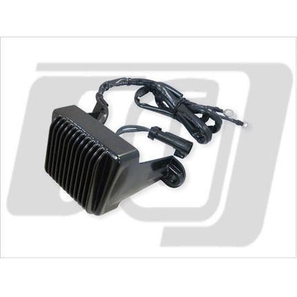 レギュレーター02-03年ツアラー用ブラック GUTS CHROME(ガッツクローム)