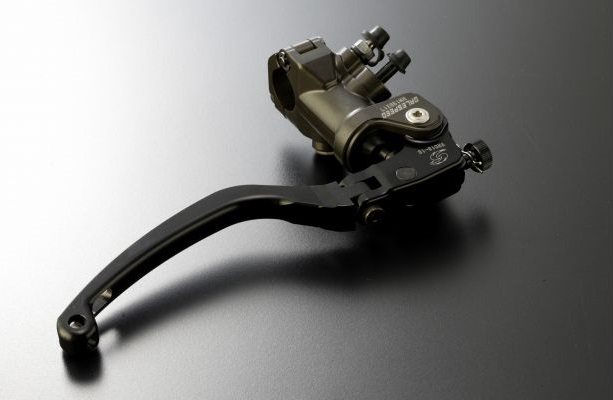 VRC ブレーキマスター Φ17.5×18-16mm (逆ネジミラーホルダークランプ/ショートレバー) GALE SPEED(ゲイルスピード)
