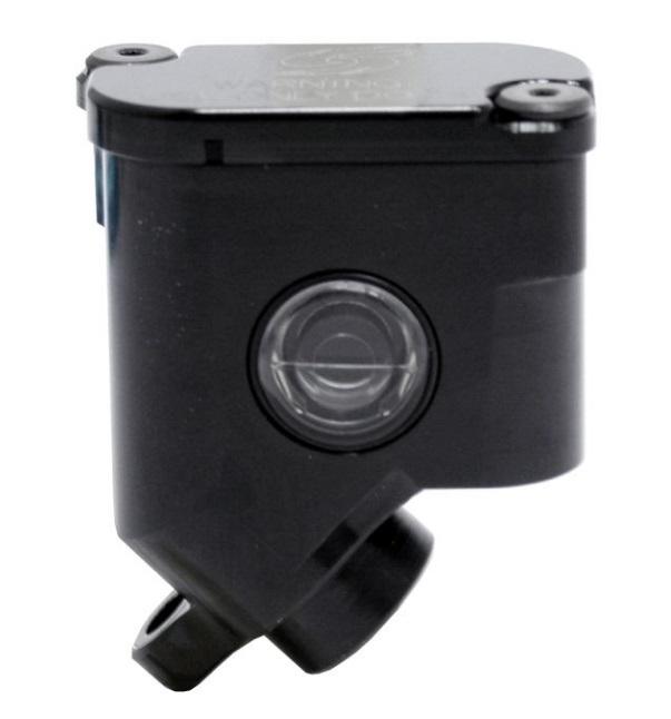 リア ブレーキマスター用 削り リザーバタンク 45°ブラック GALE SPEED(ゲイルスピード)