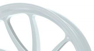 アルミ鍛造ホイールTYPE-SB1フロント用3.50-17パールホワイトGALESPEED(ゲイルスピード)X-4(※LD)97~99年