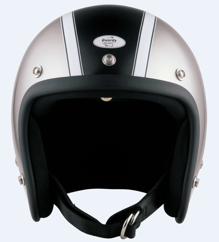 Guardy HELMET Old Racer ジェットヘルメット L(59cm~60cm) Guardy(ガーディー)