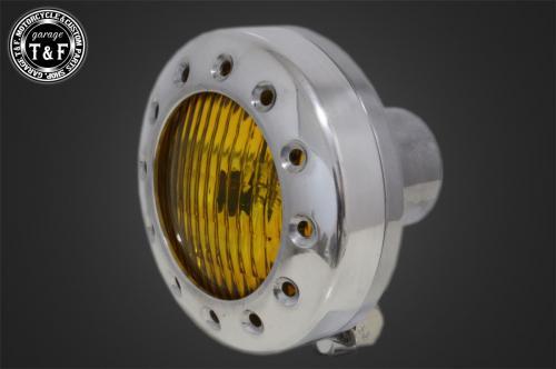 送料無料 ガトリングビンテージライト ポリッシュ 低廉 +各種ステーSET ステーE W650 W400 W800 在庫限り ガレージT F
