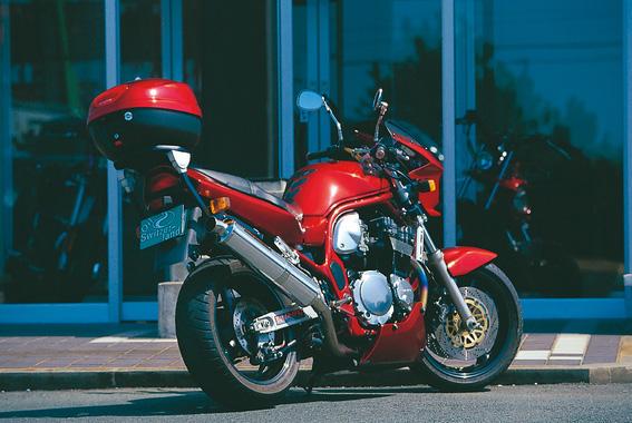 モノラック用フィッテング511F GIVI(ジビ) GSF1200/S/S-ABS(96~99年)