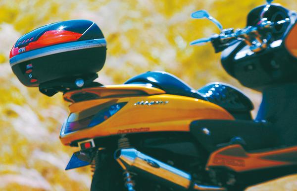 モノキーケース専用スペシャルラックE331 GIVI(ジビ) グランドマジェスティ(04~08年 5VG)