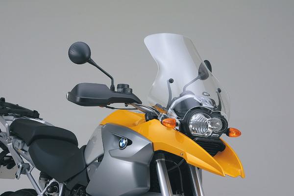 エアログイナミックスクリーン D330ST クリアー GIVI(ジビ) BMW R1200GS(04~12年)