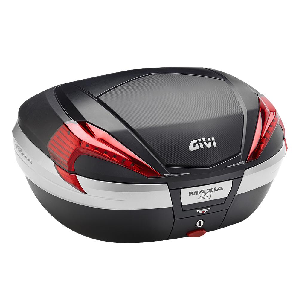 モノキーケース V56NN 無塗装ブラック/カーボン GIVI(ジビ)