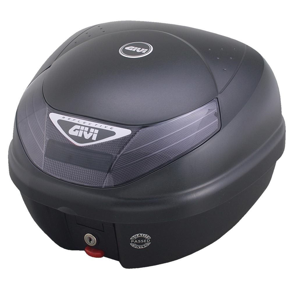 モノロックケース E30TN2 (1ボタン/スモークレンズ) GIVI(ジビ)