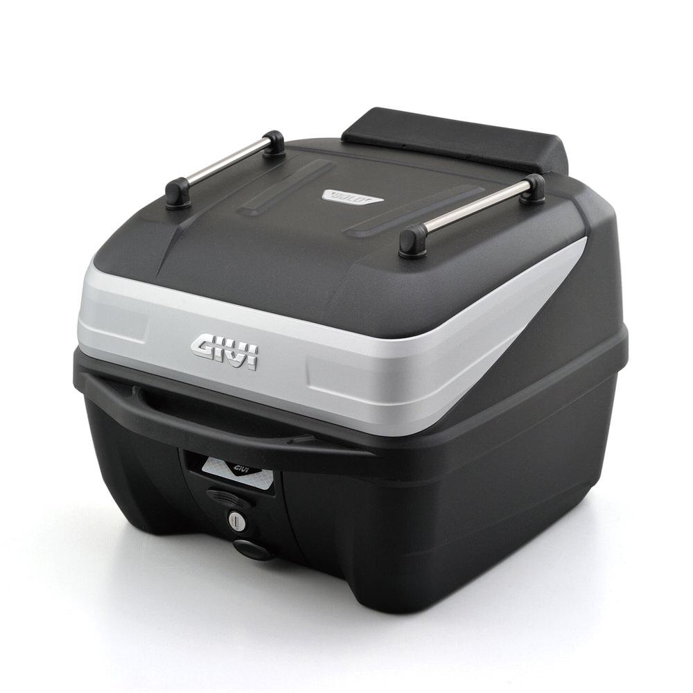 B32N-ADV BOLD モノロックケース 未塗装ブラック GIVI(ジビ)