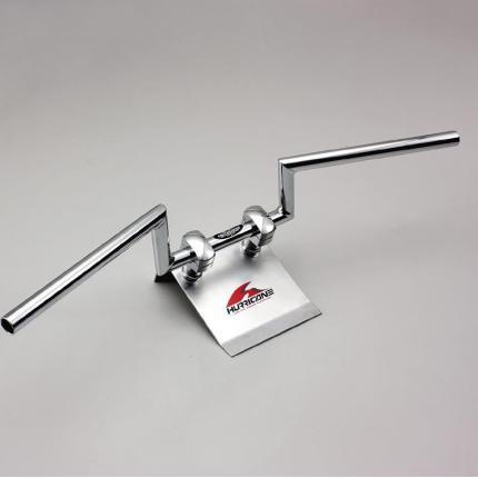 SR400(01~12年 キャブ/FI) 100ロボット2型 ハンドル HURRICANE(ハリケーン)