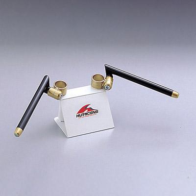 RG400γ/RG500γ セパレートハンドル タイプ1 ゴールド HURRICANE(ハリケーン)