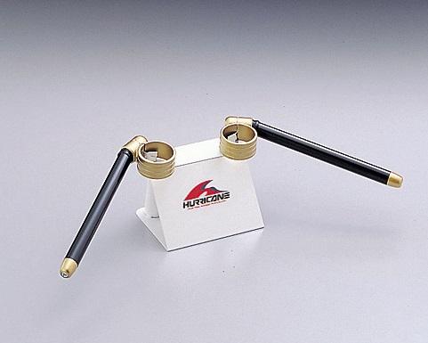 CBR400RR(88年~) セパレートハンドル タイプ3 ブラック HURRICANE(ハリケーン)