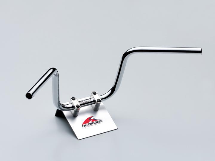ナロー5型 ハンドルセット クロームメッキ HURRICANE(ハリケーン) CB400SF VTEC Revo(14~16年 ABS車)