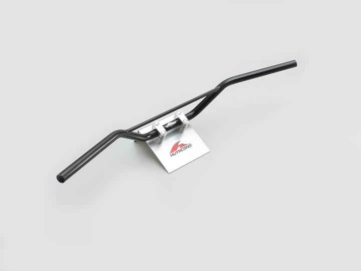トラッカースペシャル ブリッジ付 ハンドルセット ブラック HURRICANE(ハリケーン) GB250(クラブマン)90~94年