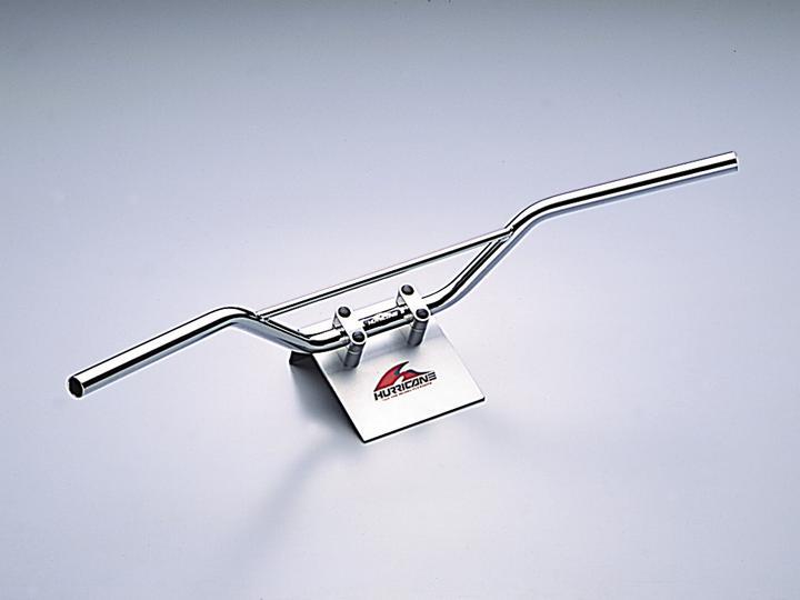 トラッカースペシャル ブリッジ付 ハンドルセット クロームメッキ HURRICANE(ハリケーン) GB250(クラブマン)90~94年
