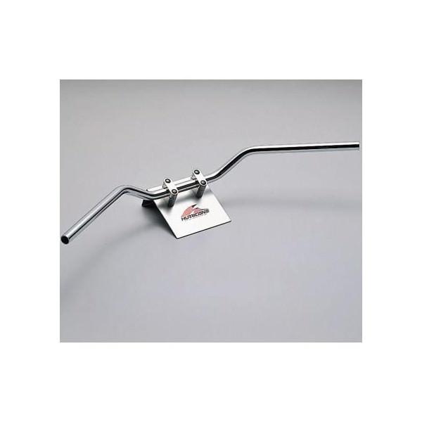 トラッカーLOW ハンドルセット クロームメッキ HURRICANE(ハリケーン) XJR400R(98~00年)