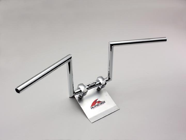 200ロボット2型 ハンドルセット クロームメッキ HURRICANE(ハリケーン) エストレヤ(ESTRELLA)14~16年