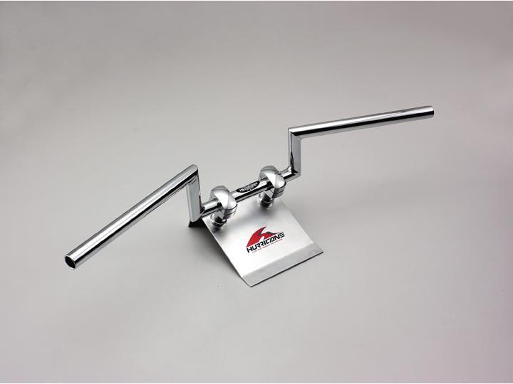 100ロボット2型 ハンドルセット クロームメッキ HURRICANE(ハリケーン) Z250(13~14年 ABS無し車)