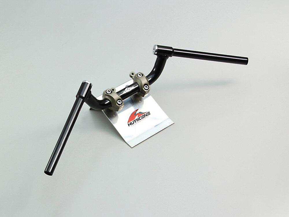 FATコンドル 専用ハンドル ブラック HURRICANE(ハリケーン) GSX-S1000(15年)
