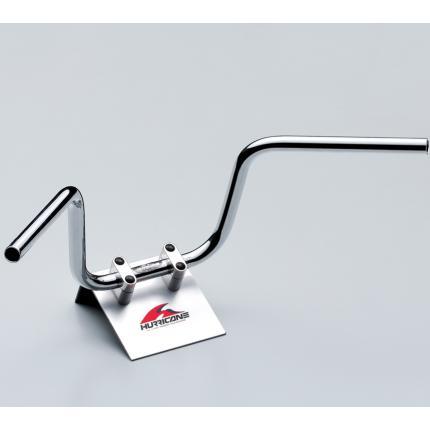 ZRX1200 DAEG(ダエグ) ナロー5型 ハンドル&ケーブルセット HURRICANE(ハリケーン)