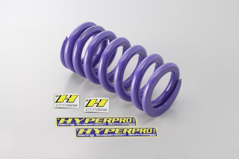 ホーネット600(HORNET)05~06年 リアスプリング ローダウン約20~45mm ハイパープロ(HYPER PRO)