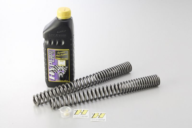フロントスプリング (ローダウンタイプ: 約-25mm) ハイパープロ(HYPER PRO) MT-09(ABS)17年