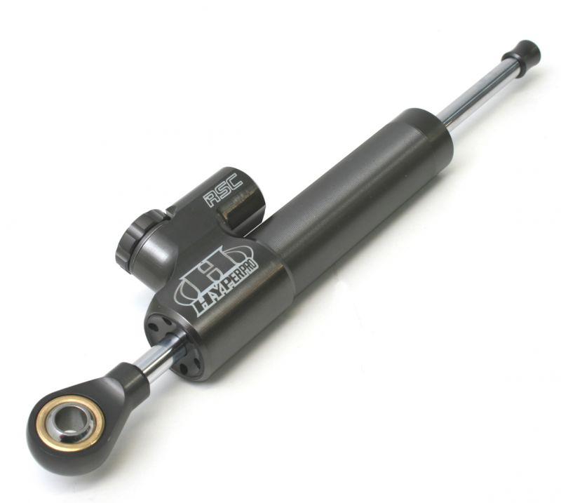 ステアリングダンパー本体 RSCタイプ 68mm チタングレー ハイパープロ(HYPER PRO)