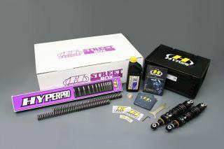 ストリートボックス (ツインショック) 360 エマルジョンボディ ハイパープロ(HYPER PRO) DYNA FXDL LOWRIDER 14~17年
