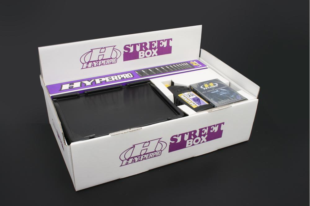 YZF-R25(15年) ストリートボックス エマルジョン ハイパープロ(HYPER PRO)