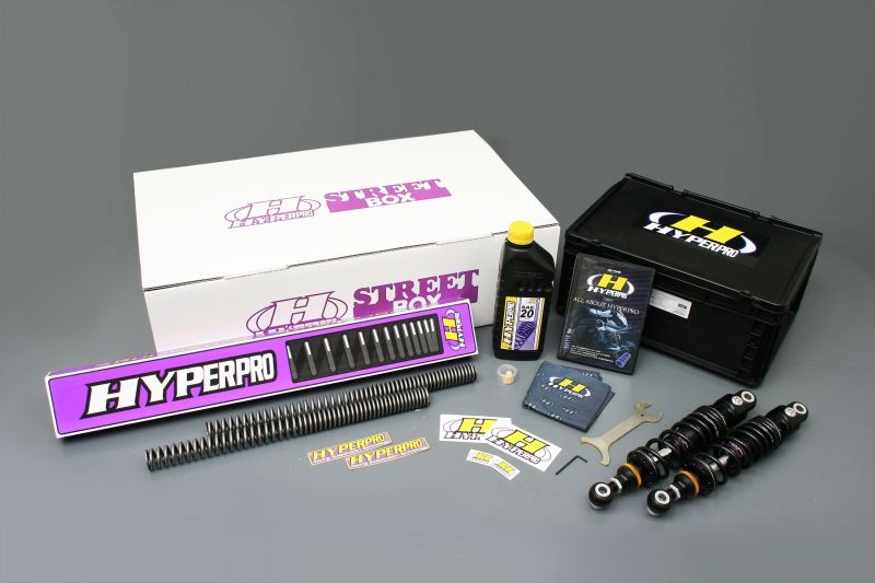 FXDWG(99~05年) ストリートボックス ツイン 360 エマルジョン(330mm/13インチ相当) ハイパープロ(HYPER PRO)