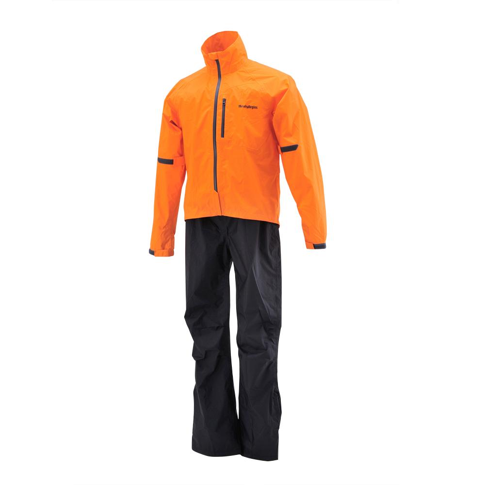 HR-001 マイクロレインスーツ オレンジ オレンジ HR-001 BLサイズ BLサイズ HenlyBegins(ヘンリービギンズ), オートショップケイズ:cd8e6e0f --- loveszsator.hu