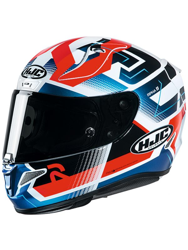 HJH184 RPHA11 ネクタス BLUE/RED M(57~58cm) HJC