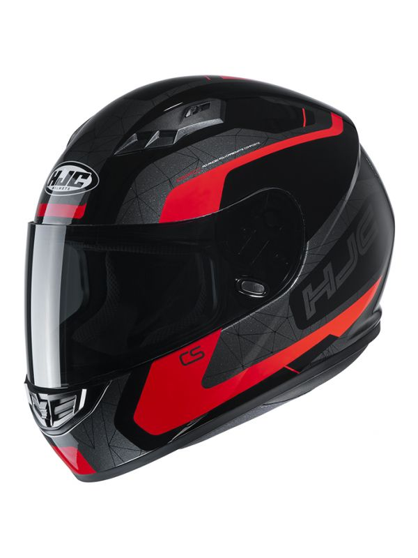 HJH195 CS-15 ドスタ BLACK/RED S(55~56cm) HJC