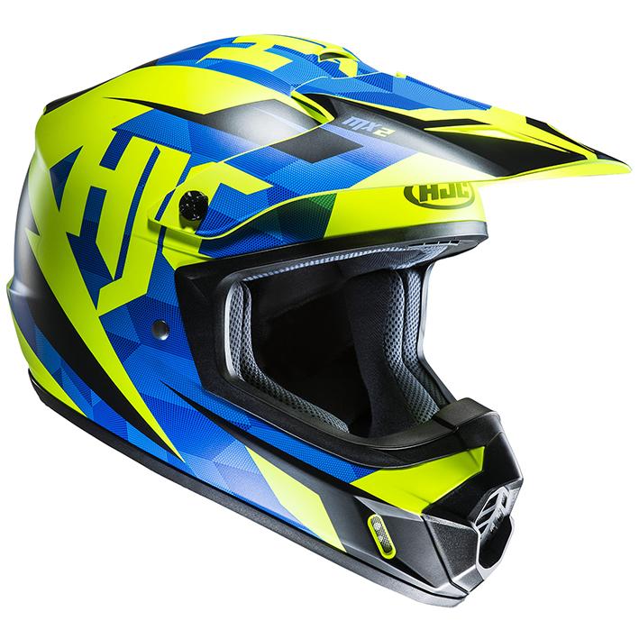 HJH144 CS-MXII ダコタ ブルー Mサイズ HJC