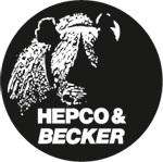 MOTO GUZZI V7 Classic C-BOW ブラック(キャリア) HEPCO&BECKER(ヘプコアンドベッカー)