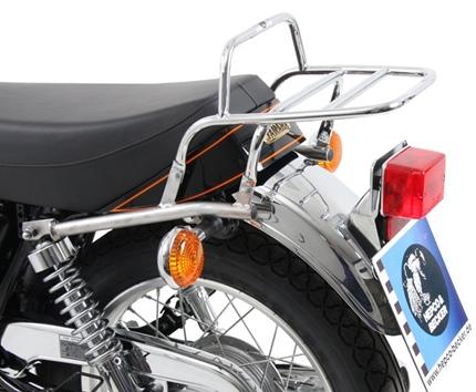 SR400(FI車) トップケースキャリア HEPCO&BECKER(ヘプコアンドベッカー)