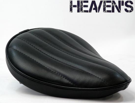 スタンダートフォーム フラットタイプ バーチカルロール ブラック ヘブンズシート(HEAVEN'S)